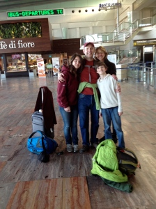 Reunited in Barcelona!
