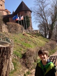 Haut-Koeningsbourg Castle