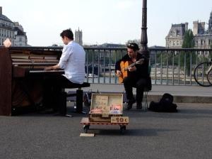 My favorite street musicians.
