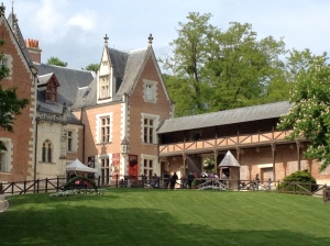 Château du Clos-Lucé, Leonardo da Vinci's home